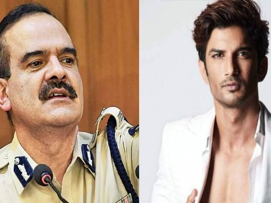 SSR Case : मुंबई पोलिसांविरोधात मोहीम चालवली गेली - परमबीर सिंह