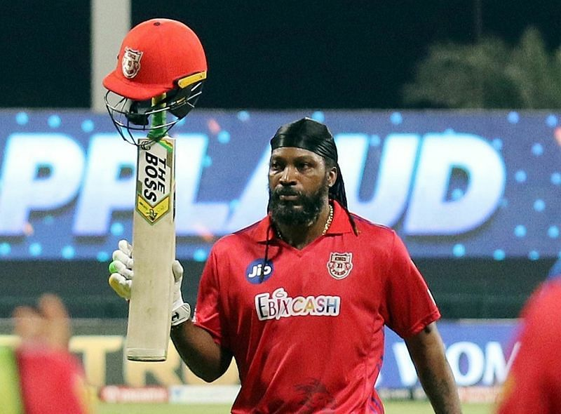 Chris Gayle fined for Code of Conduct breach against RR