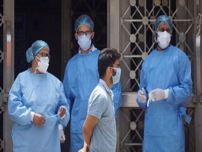 1 हजार 300 आरोग्य कर्मचार्यांचा अहवाल बंद आंदोलन