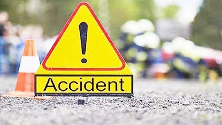 राहुरी स्टेशन रोडवरील अपघातात एक ठार; एक गंभीर