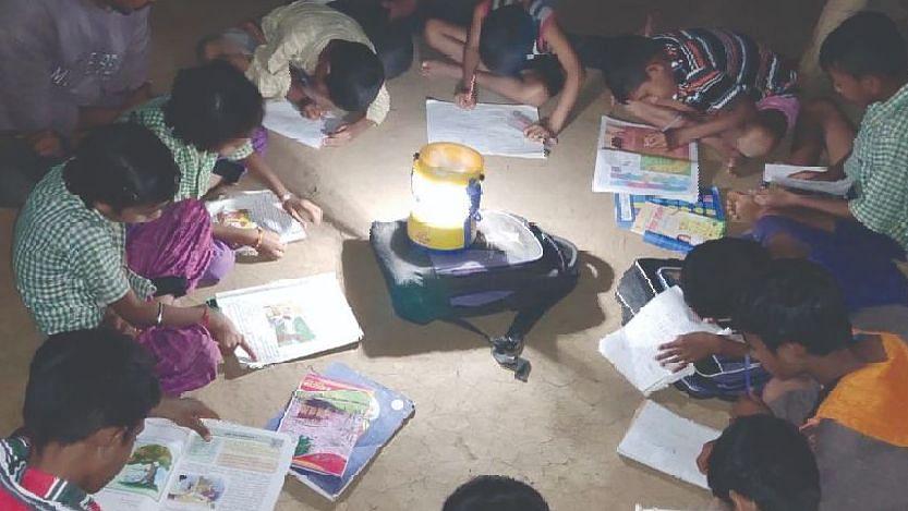 काल्लेखेतपाडा येथील जिल्हा परिषद प्राथमिक शाळेची ग्लोबल भरारी