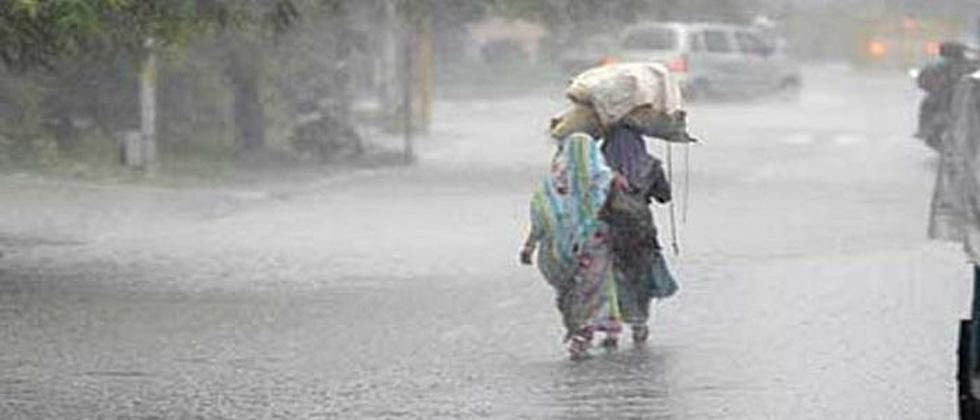 Heavy rain warning for Nashik