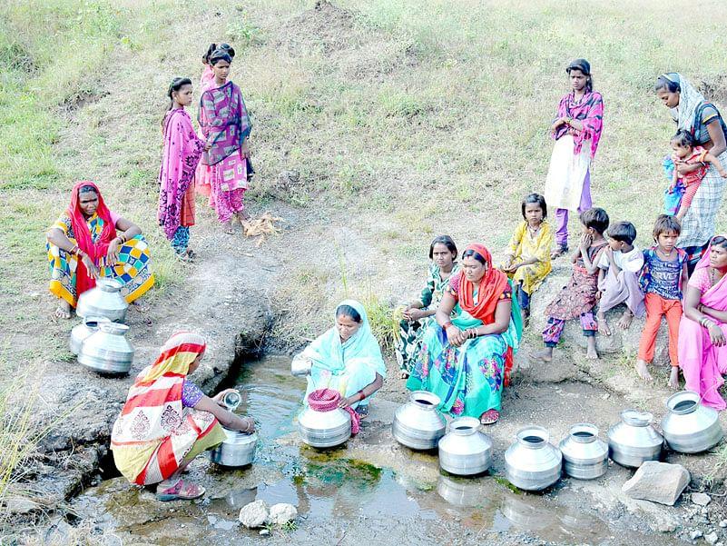 पाणी पुरवठा योजनेची प्रतीक्षा