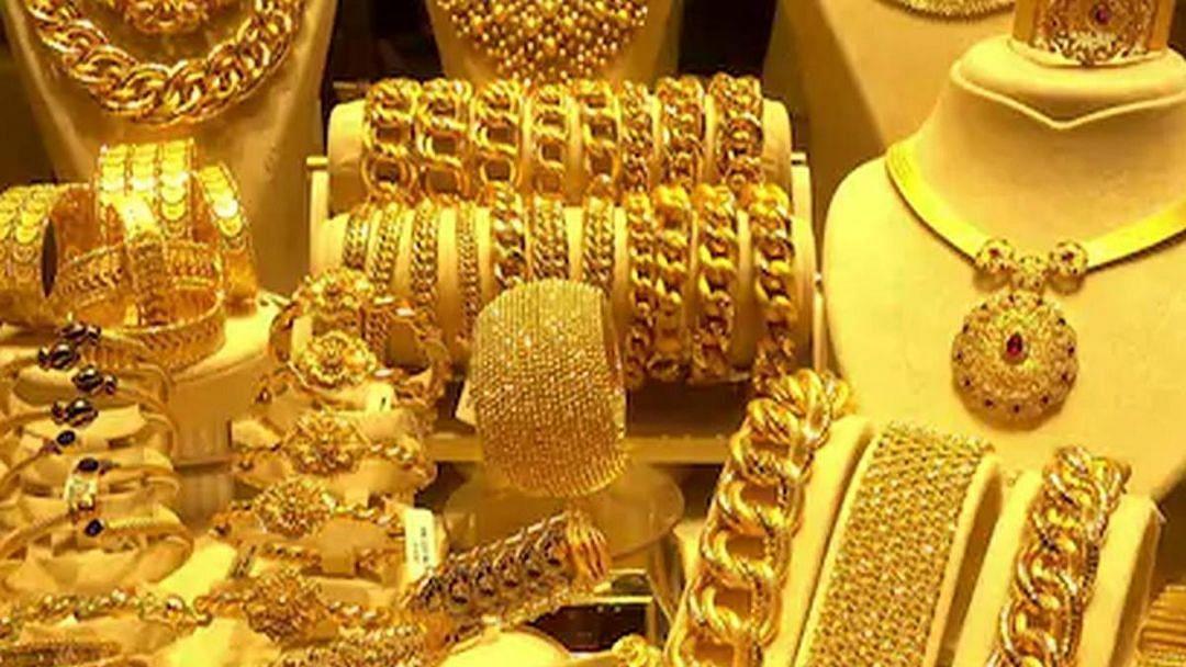 Gold Price सोने - चांदी दरात घसरण