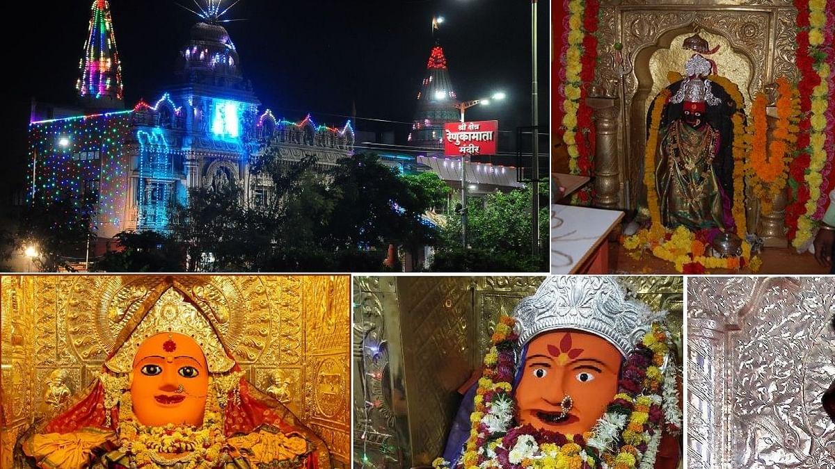 औरंगाबाद शहरातील देवींचे मंदिरे