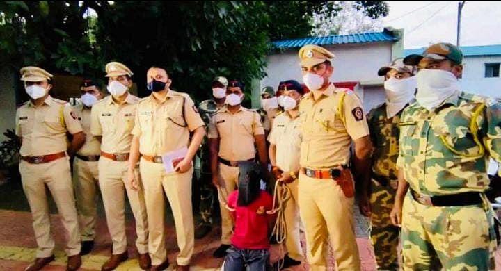 येवला : पोलिसांच्या हातावर तुरी देणाऱ्या संशयितास अटक