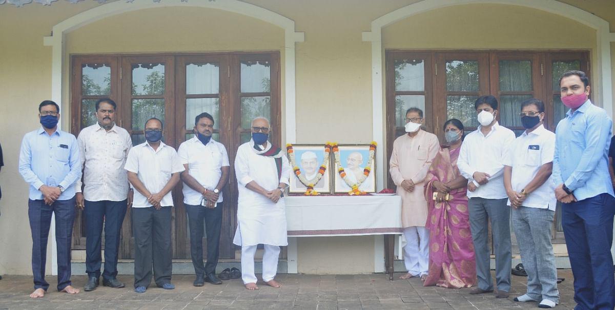Gandhiji inspired world, Shastri epitomized virtue: Bhujbal