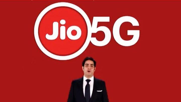 रिलायन्स जिओची 5G तंत्रज्ञानाची चाचणी यशस्वी