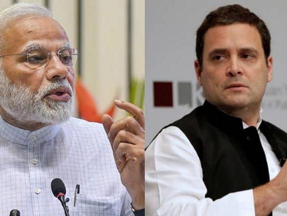 Bihar Election 2020 : पंतप्रधान मोदींच्या टीकेला राहुल गांधींचे जोरदार प्रत्युत्तर