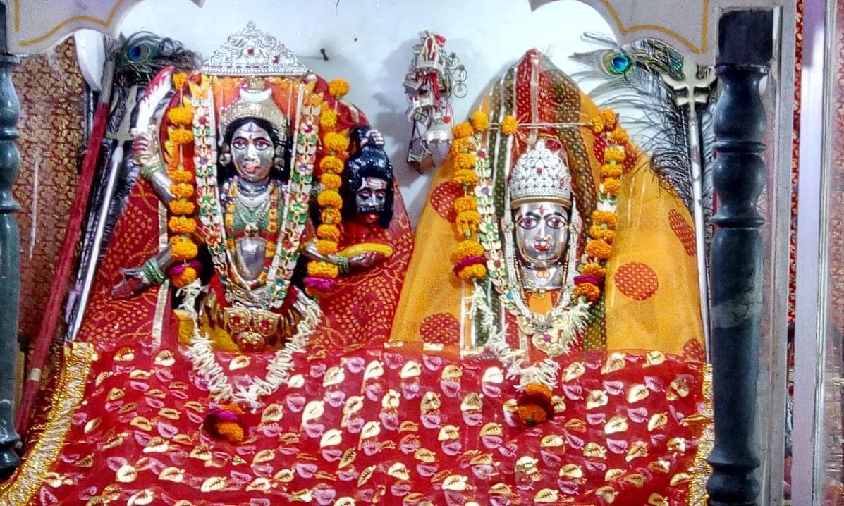 नवरात्रोत्सवात वढणे वस्ती देवी मंदिर बंदच