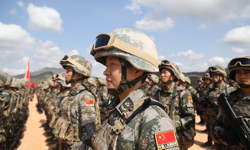 चिनी सैनिकाचा भारतीय हद्दीत प्रवेश; लष्करानं घेतलं ताब्यात