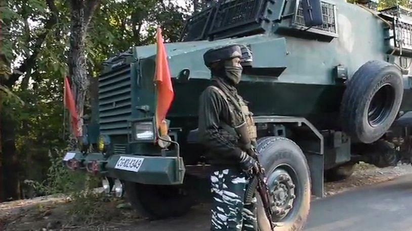 Jammu-Kashmir : तीन दहशतवाद्यांचा खात्मा