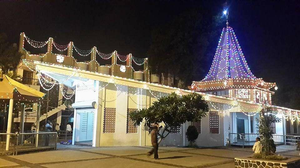 कालिका मंदिरात नवरात्रोत्सवाला सुरवात