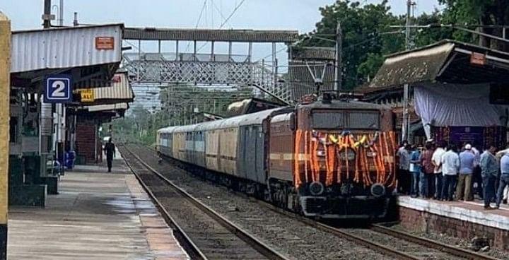 Kisan Rail receiving good response