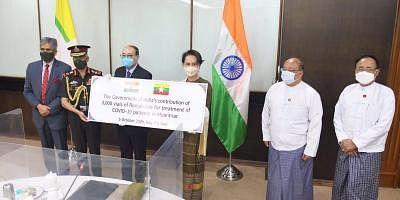 India, Myanmar agree on operationalization of Sittwe Port in Rakhine State