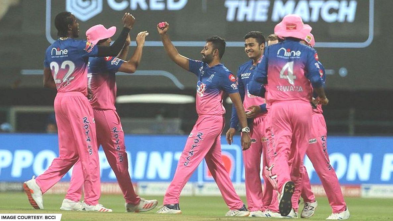 IPL 2020 : राजस्थान रॉयलची चेन्नईवर मात