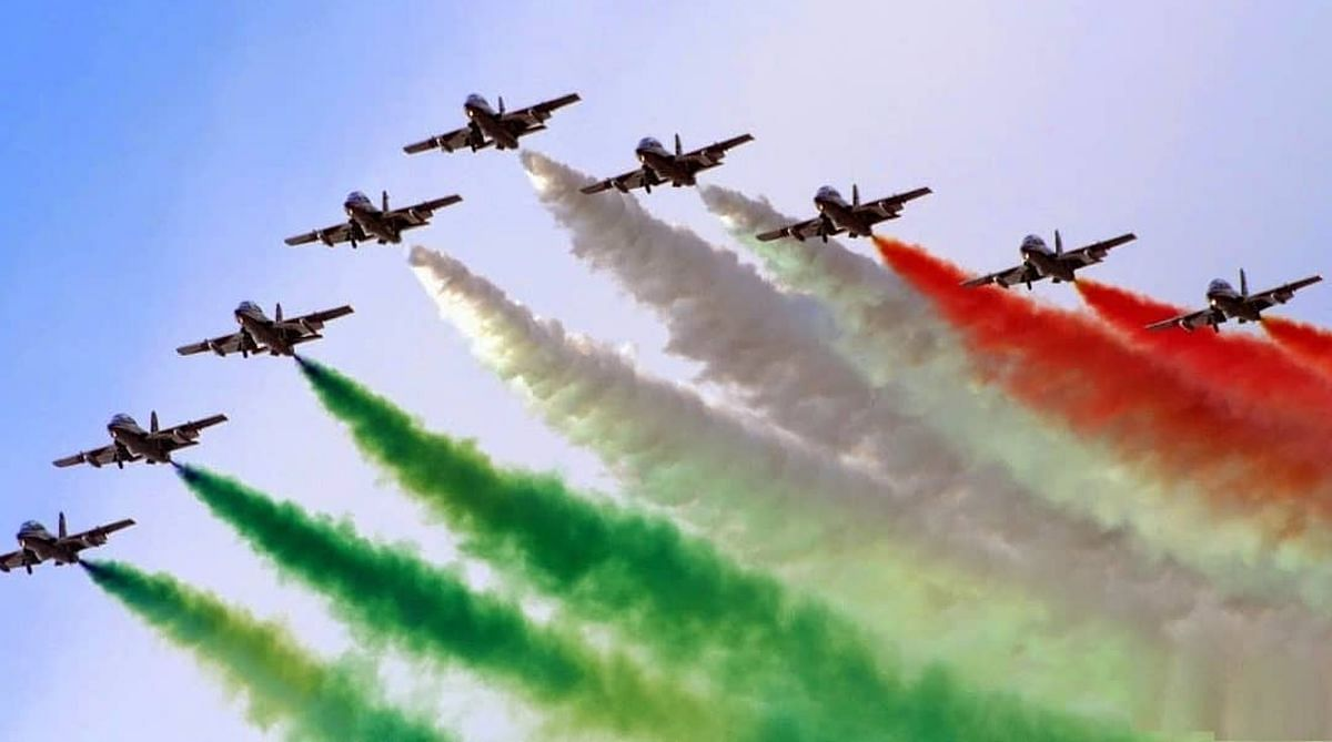 Indian Air Force च्या ८९ व्या वर्धापन दिनानिमित्त पंतप्रधान मोदींनी अभिनंदन करत शेअर केले काही खास फोटो