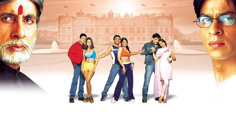 Mohabbatein20 : सुपरहिट चित्रपटात 'मोहब्बतें'ला २० वर्ष पूर्ण..