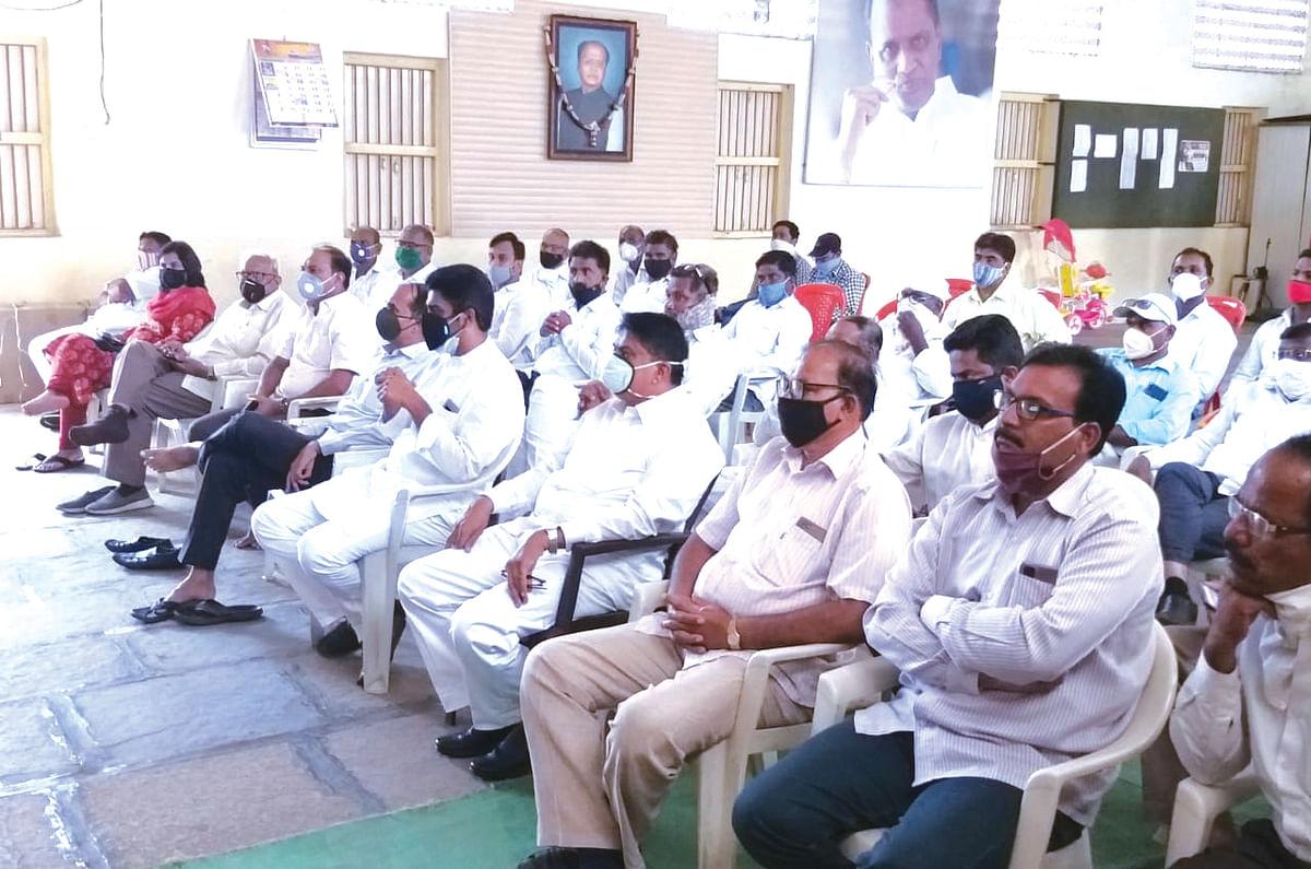 काँग्रेसच्या शेतकरी बचाव रॅलीला श्रीरामपुरात मोठा प्रतिसाद