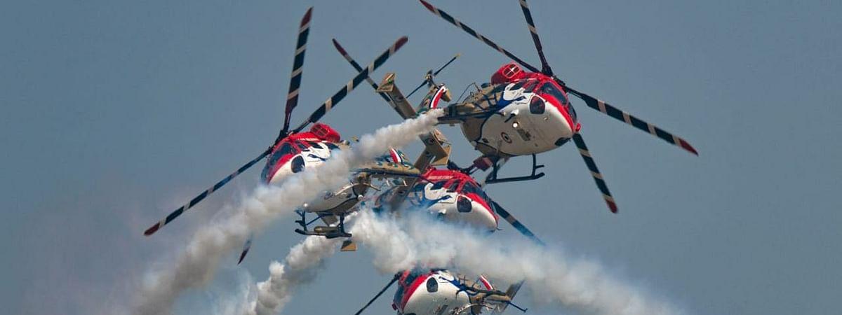 AirForceDay : ८८ व्या हवाईदल दिनानिमित्त आयोजित परेडचे काही क्षणचित्रे...
