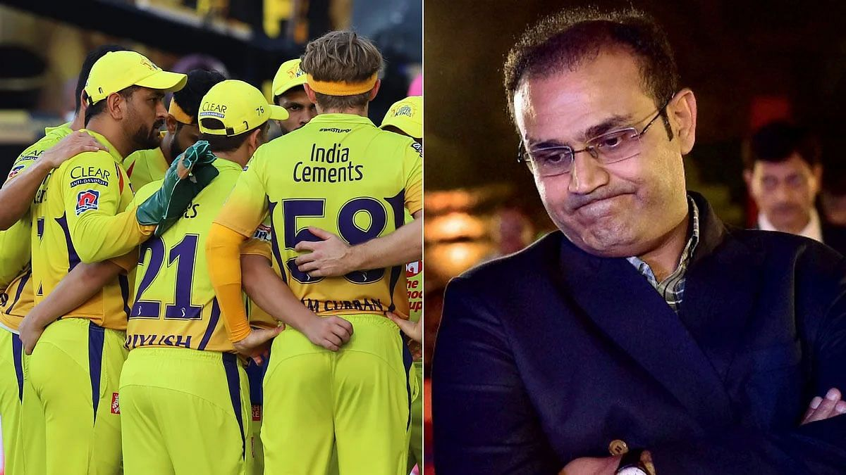 Some Chennai Super Kings batsmen think of CSK as govt job: Sehwag