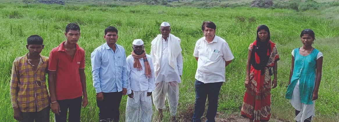 अतिवृष्टीग्रस्त शेतकरी कुटुंबास 25 हजार रुपये आर्थिक मदत जाहीर करावी - पिचड