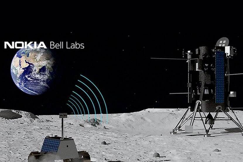 चंद्रावर लवकरच 4 जी नेटवर्क