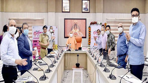 Yogi inaugurates women's help desks