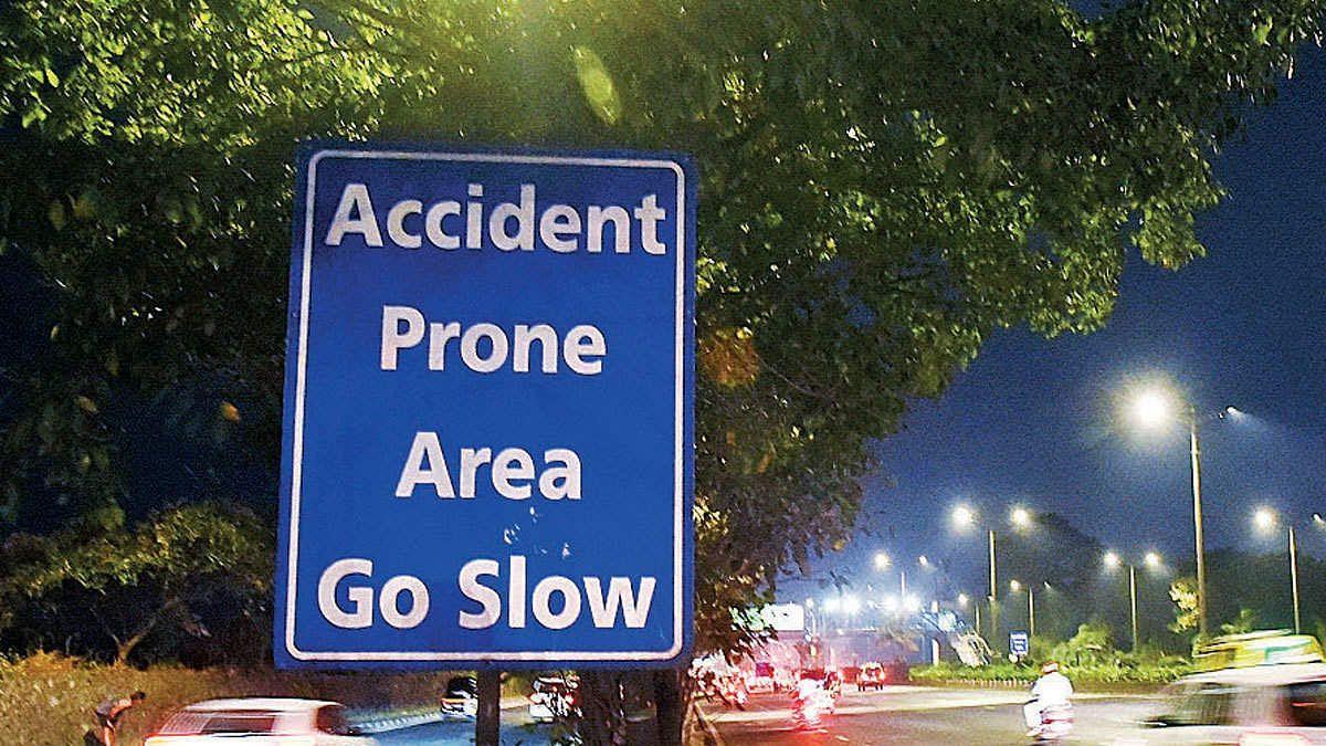 महामार्गांवर अपघातप्रवण क्षेत्रे निश्चितीचे आदेश