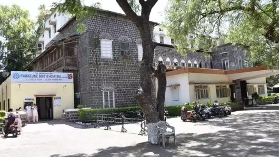 नगर - बुथ हॉस्पिटलच्या डागडुजीवर महापालिकेचा 7 लाख खर्च