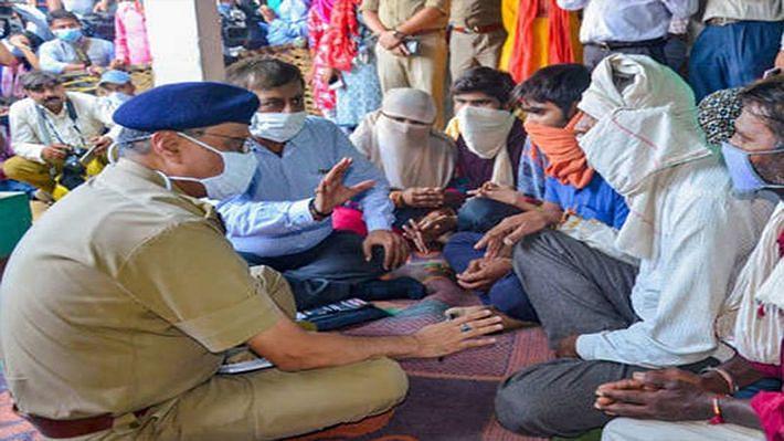 Hathras Gang Rape : 'एसआयटी'ला तपासासाठी योगी सरकारकडून मुदतवाढ