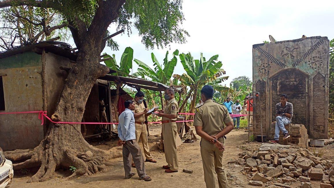 धक्कादायक : बोरखेड्यात चार बालकांची निर्घृण हत्या