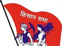 किसान सभेच्यावतीने दिल्लीतील शेतकर्यांच्या आंदोलनास पाठिंबा