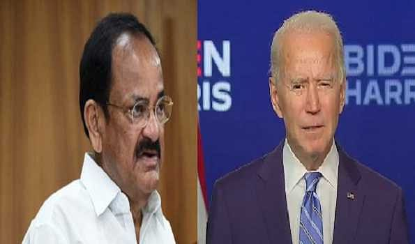 Indo-US ties will get stronger: Naidu