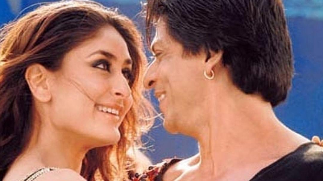 करीना कपूरने केले शाहरुख खानचे अभिनंदन