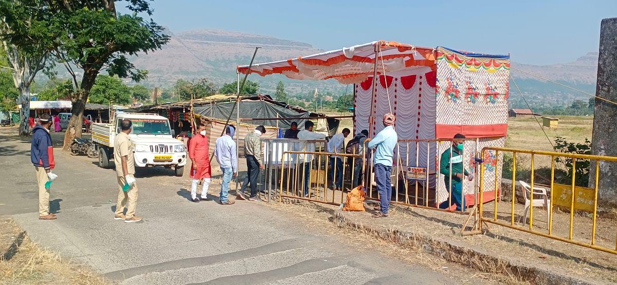 सप्तशृंगी गडावर भाविकांना दर्शन पासची सुविधा