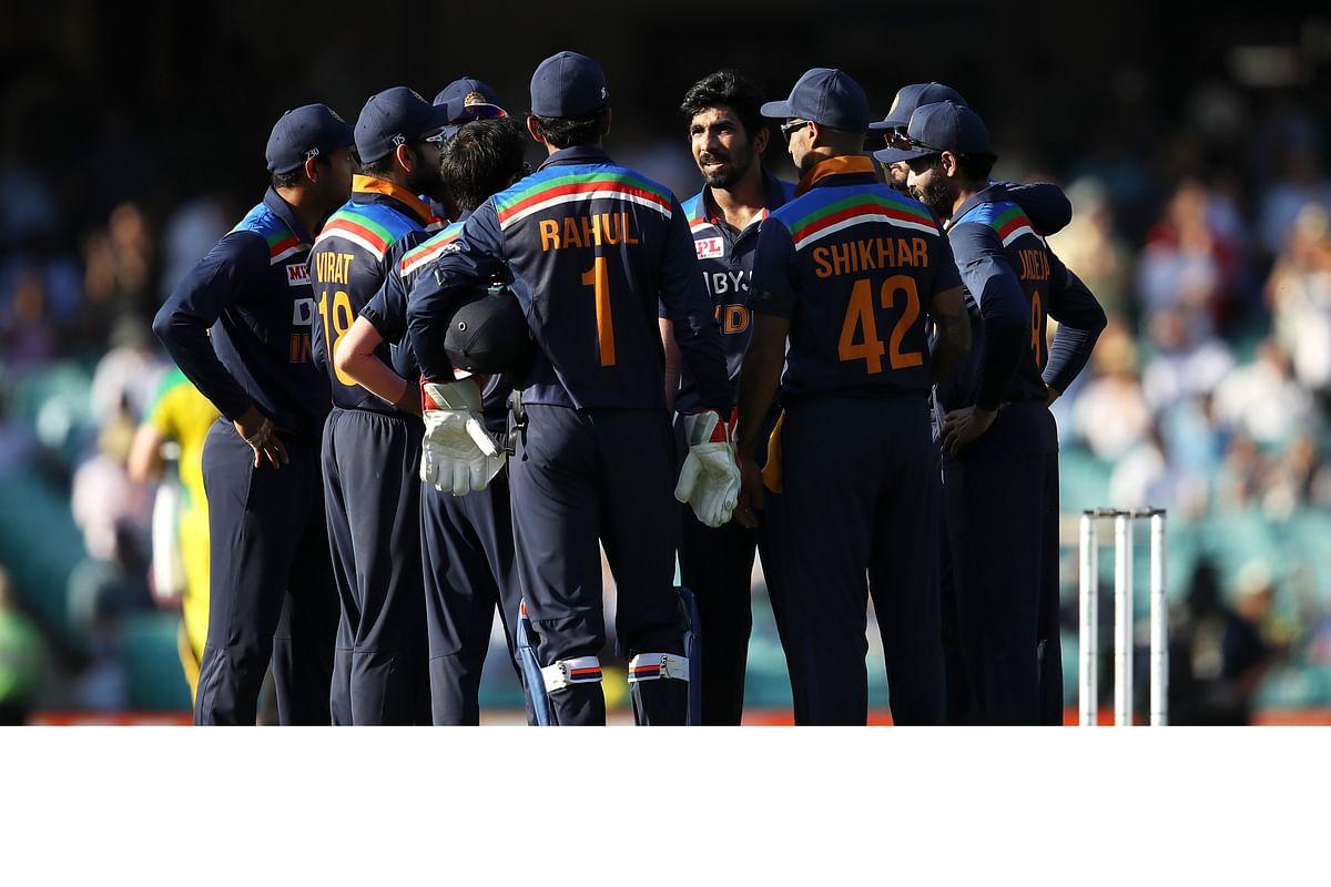 IND vs AUS : भारताला विजयासाठी ३७५ धावांची गरज