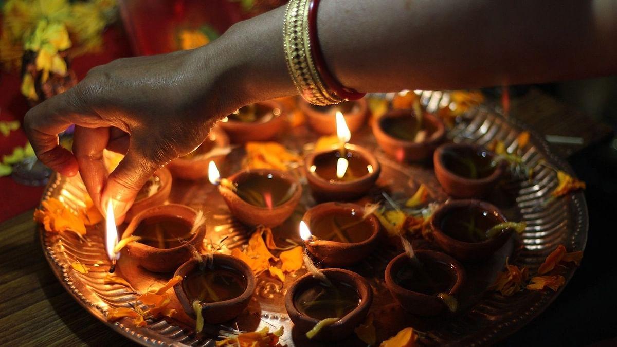 Celebrating Diwali Emotions