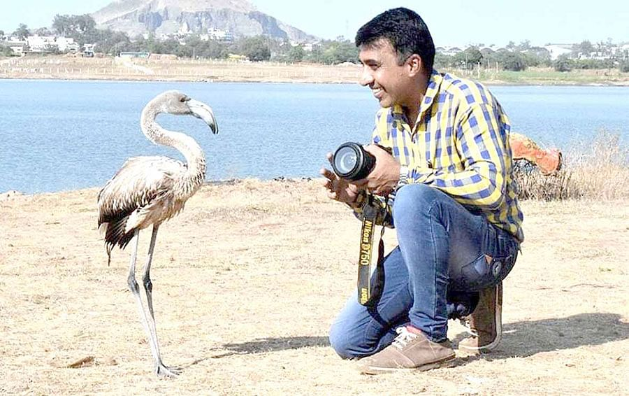 पक्षी निरीक्षणासाठी लांब कशाला जायला हवे?