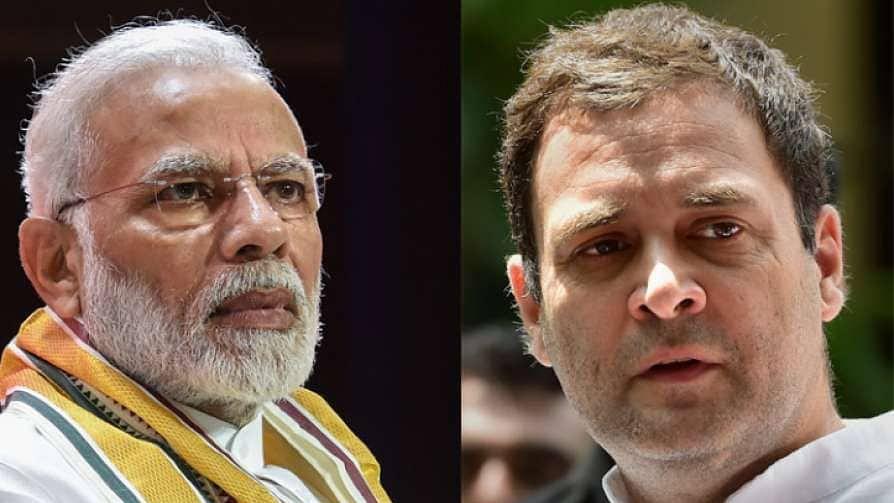 नोटबंदीला ४ वर्ष पूर्ण; राहुल गांधींची पंतप्रधानांवर टीका, म्हणाले..