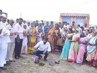 स्वातंत्र्यानंतर ७३ वर्षांनी मिळाले गावाला पाणी...!