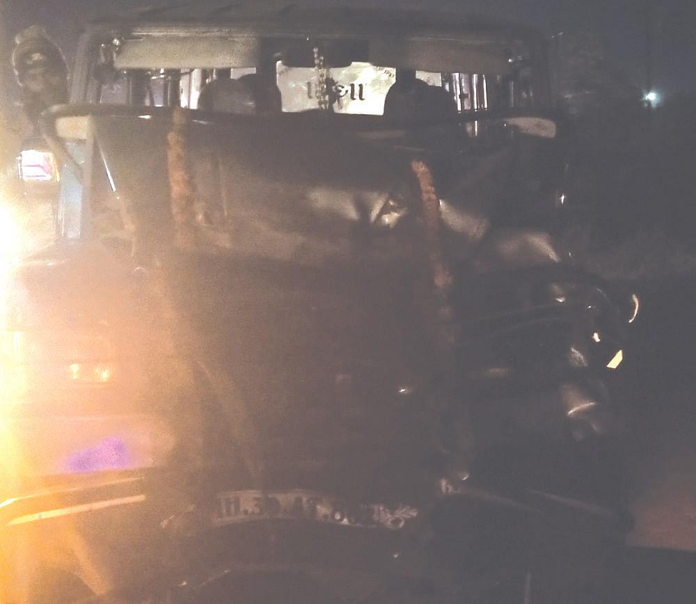 नगर-औरंगाबाद महामार्गावर बेशिस्त वाहतुकीमुळे अपघात वाढले