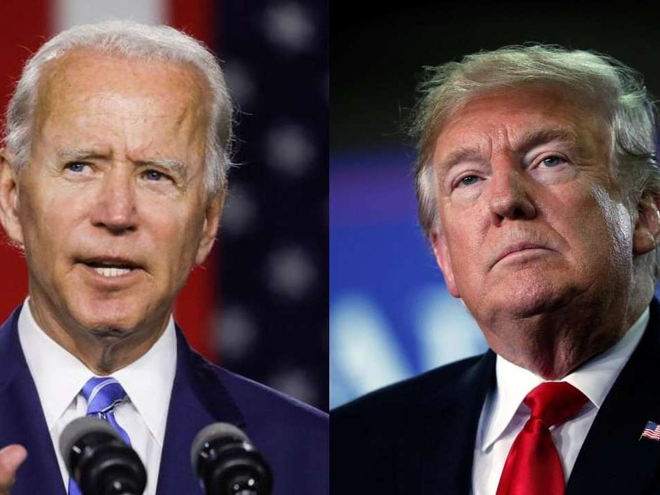 US Election 2020 : अमेरिकेत उद्या राष्ट्राध्यक्षपदाच्या निवडणुका, पाहा काय म्हणतंय सर्वेक्षण