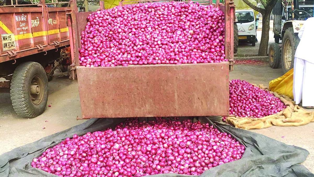 No relief in onion prices