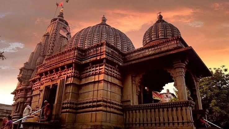 Video : श्री काळाराम मंदिर परिसरात जल्लोष