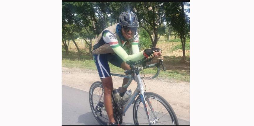 नाशिकच्या शिरपेचात मानाचा तुरा; १७ वर्षीय सायकलीस्टने पूर्ण केली काश्मीर ते कन्याकुमारी सायकलराईड
