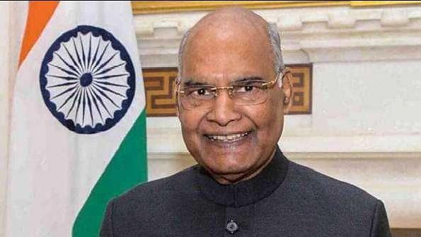Envoys of 4 countries present  credentials to Prez Kovind
