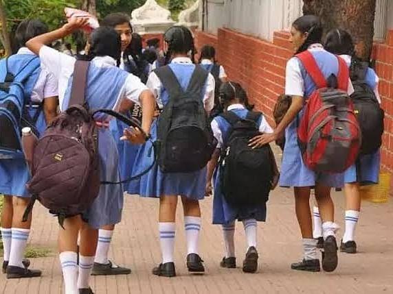 पहिल्या आठवड्यात विद्यार्थ्यांचा शाळांना थंड प्रतिसाद