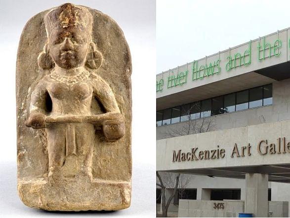 १०० वर्षांपूर्वी चोरीला गेलेली 'देवी अन्नपूर्णा'ची मूर्ती कॅनडाहून पुन्हा भारतात येणार