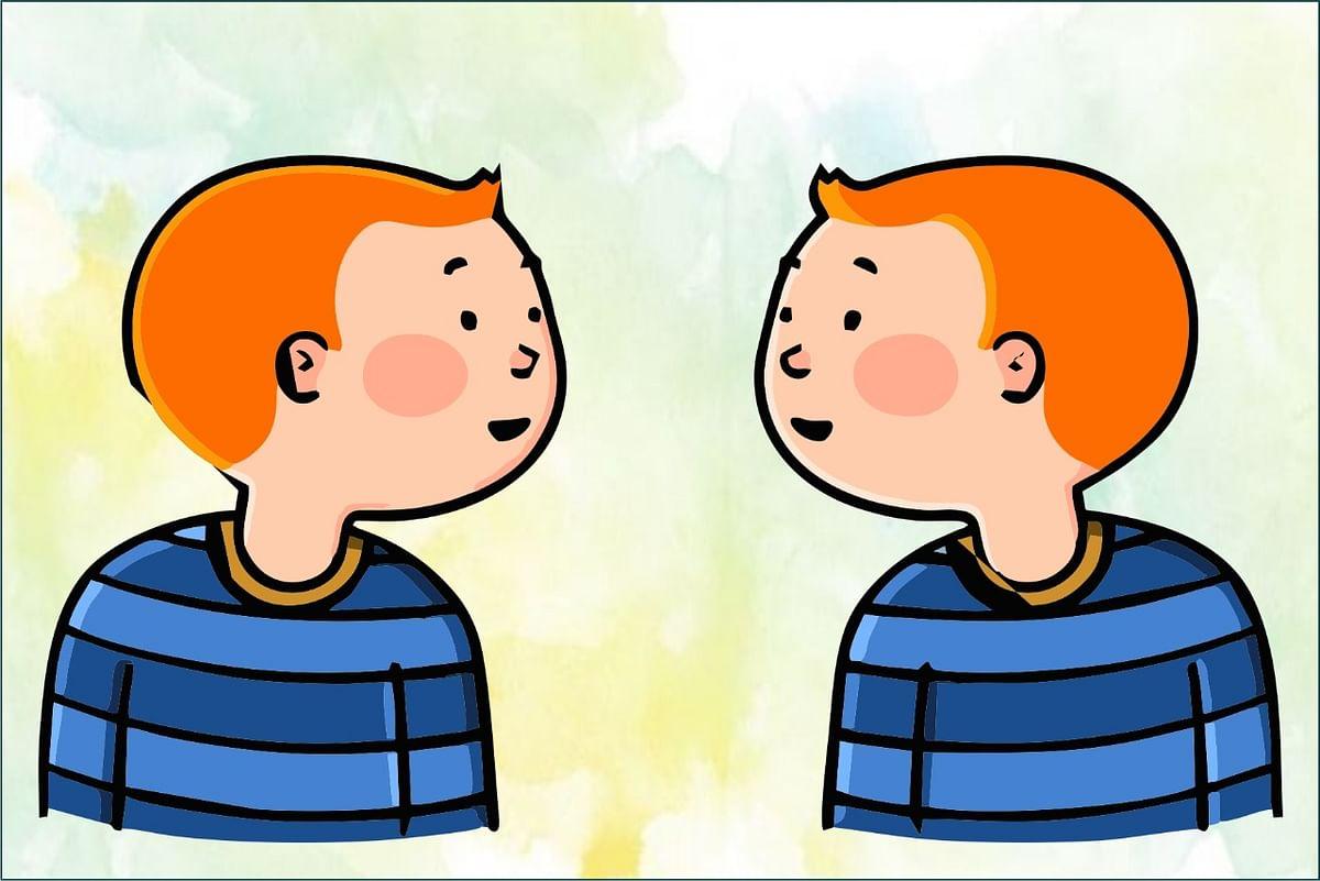 जुळी मुलं